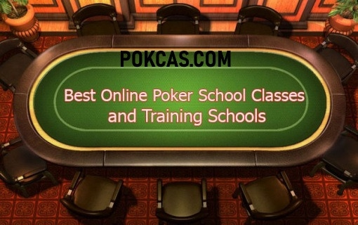 Poker training site and schools