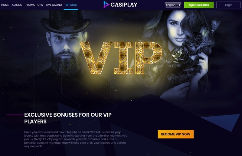 Casiplay Casino Review
